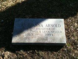 Louise Anna Arnold