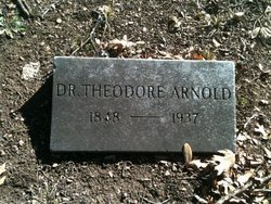 Dr Theodore Arnold