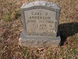 Carl Dwayne Anderson