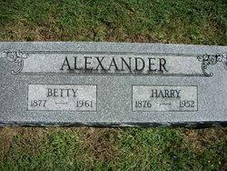 Betty <i>Andrews</i> Alexander