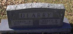 Nancy R. Nannie <i>Shuler</i> Dearry