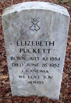 Elizebeth <i>Wright</i> Puckett