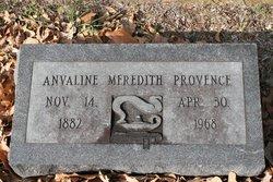 Anvaline Meredith Provence