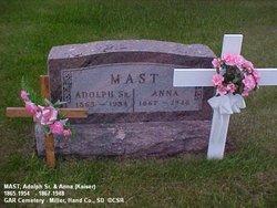 Anna <i>Kaiser</i> Mast
