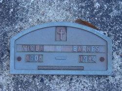 Viola Barnes