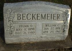 Velma O <i>Becker</i> Beckemeier