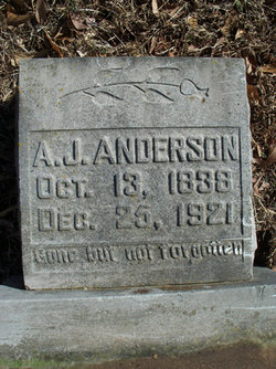 A J Anderson