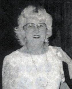 LaVerne Marie <i>Merrell</i> Bevans