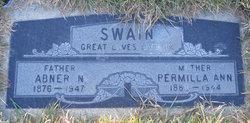 Permellia Ann <i>Hatch</i> Swain