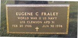 Eugene C Sonny Fraley
