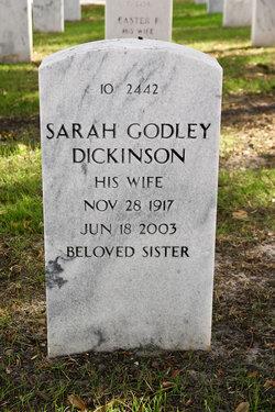 Sarah <i>Godley</i> Dickinson