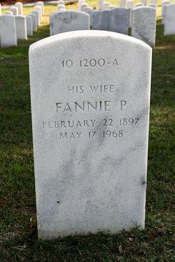 Fannie P Addison