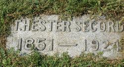Tamson Hester <i>Biggar</i> Secord