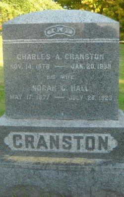 Nora <i>Hall</i> Cranston