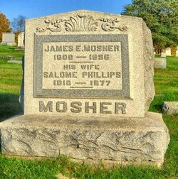 James E Mosher