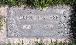 Lorene G Chase