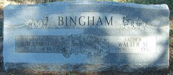 Bessie Orpha <i>Madison</i> Bingham
