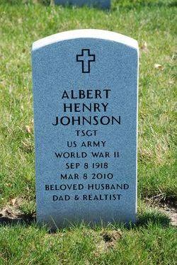 Albert Henry Johnson