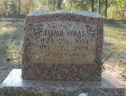 Elijah Fobbs