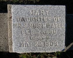 Mary Clara Theresa Abel