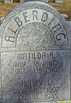 Matilda Alberding
