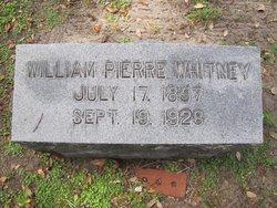 William Pierre Whitney