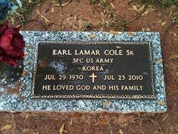 Earl Lamar Cole, Sr