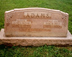 James Novie Adams