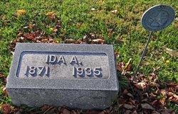 Ida A. <i>Diver</i> Curtis