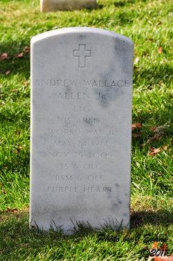 Andrew Wallace Allen, Jr