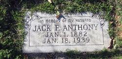 Jack F. Anthony
