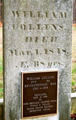 Pvt William John Collins