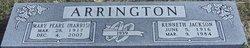 Mary Pearl <i>Harris</i> Arrington