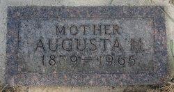 Augusta Mathilda <i>Kuehner</i> Franke