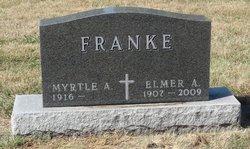 Elmer Alfred Franke