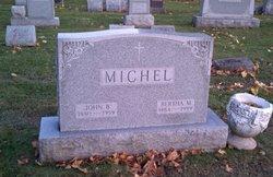 Bertha M. <i>Gagner</i> Michel