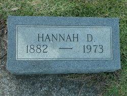 Hannah Elizabeth Anna <i>Diggs</i> Armistead