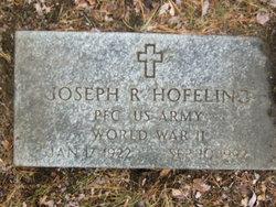Joseph Rexal Hofeling