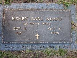 Henry Earl Adams