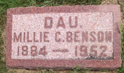 Millie C Benson