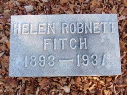 Helen <i>Robnett</i> Fitch