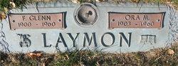 Ora M <i>Cramer</i> Laymon