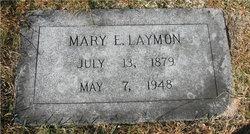 Mary E Laymon