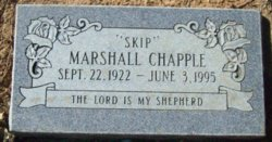 Marshall Skip Chapple