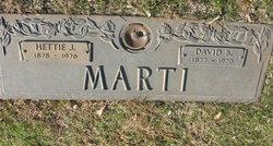 David B Marti