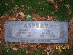 Arthur B Aspery