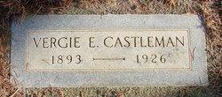 Vergie Ellen <i>Scott</i> Castleman