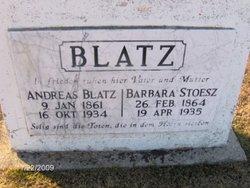 Barbara <i>Stoesz</i> Blatz
