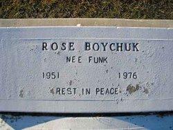 Rose <i>Funk</i> Boychuk