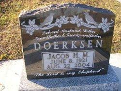 Jacob H M Doerksen